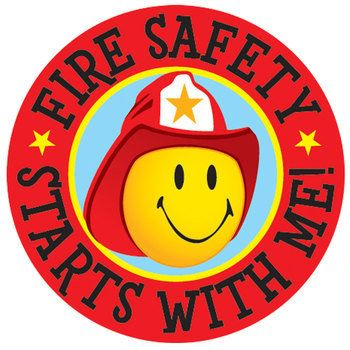 Fire Safety Starts with Me logo