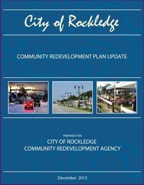 Rockledge Community Redevelopment Plan Update cover